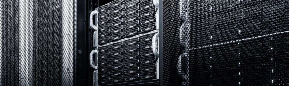 mainframe disk storage in the data center
