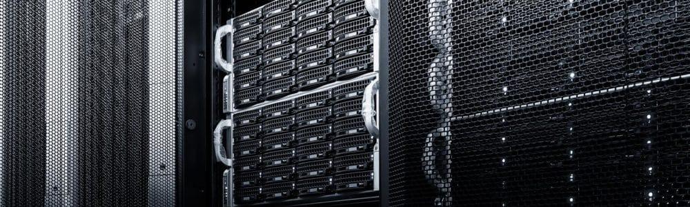 mainframe disk storage in the data center
